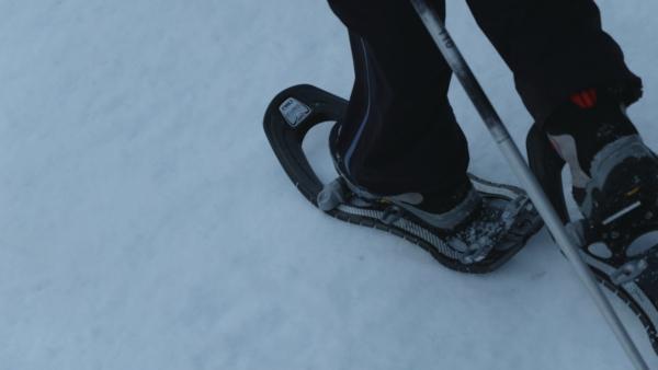 raquette à neige symbioz