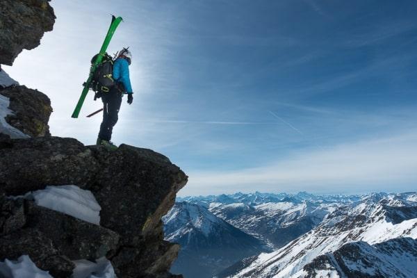 aventure ski briançon
