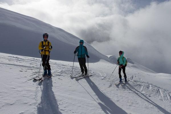 encadrement ski de randonnée