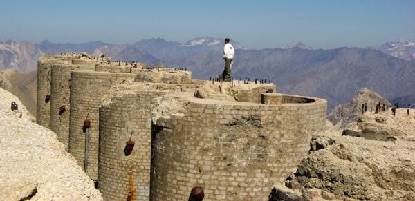 chaberton fortification