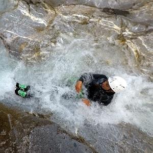 canyoning briançon