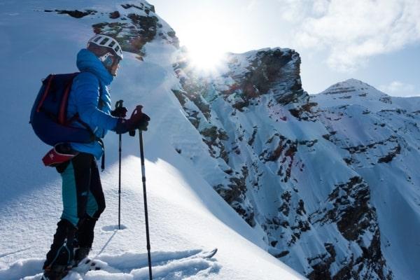 ski de randonnée à Briançon, Serre Chevalier