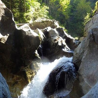 canyon difficile hautes alpes