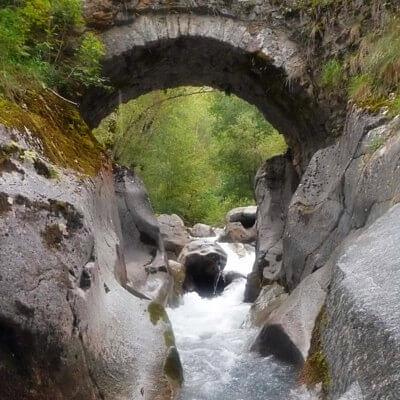 canyon canyoning gap valgaudémar