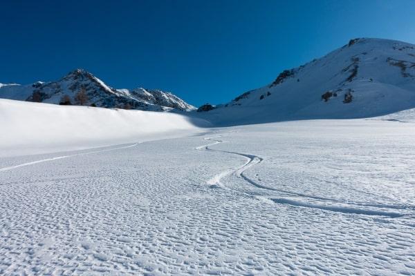 randonnée ski à briançon