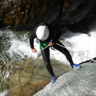 canyon serre chevalier hautes alpes