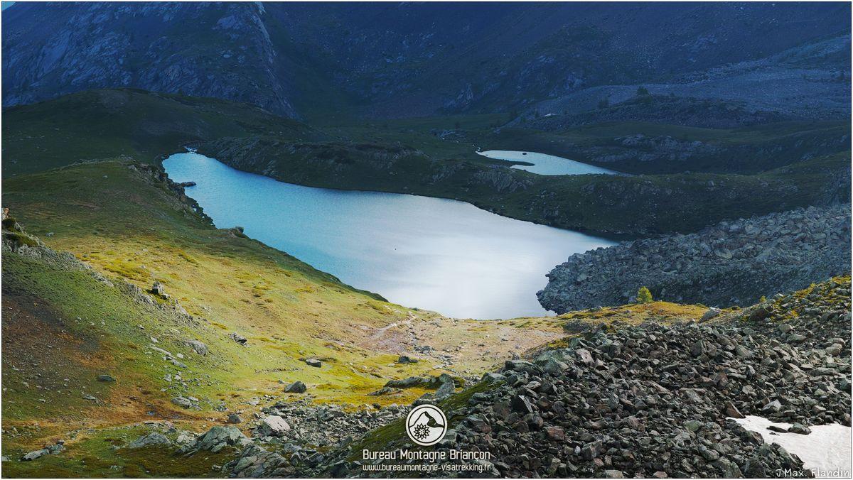 Randonnée lac de l'Oule ( Briançon, Serre Chevalier)