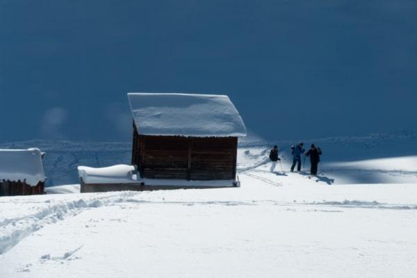 ski randonnée cervières