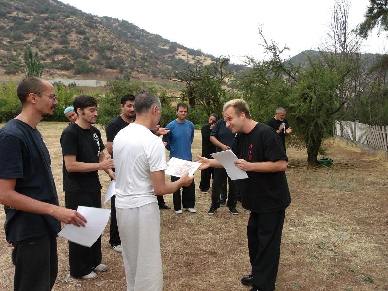 Hugo Echegoyen,  Instructor Asistente Cxwta-Chile 2016