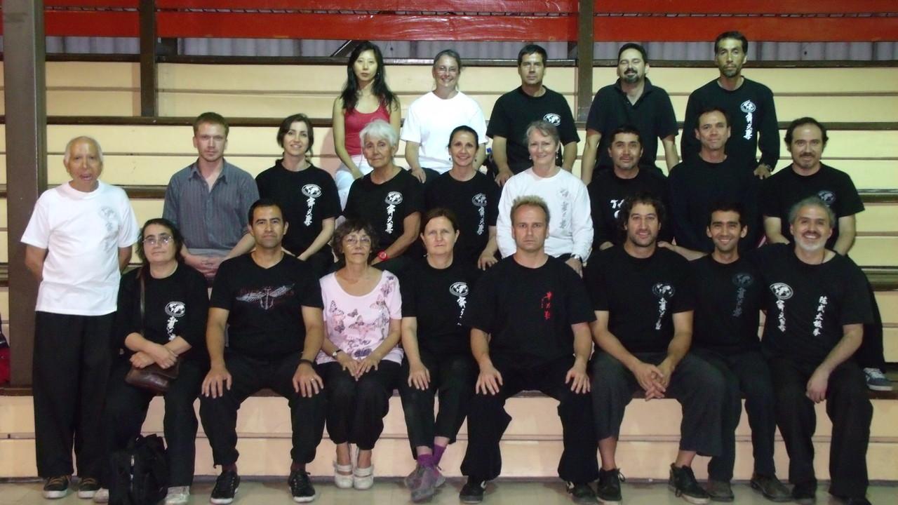 Grupo asistentes al modulo Forma 19