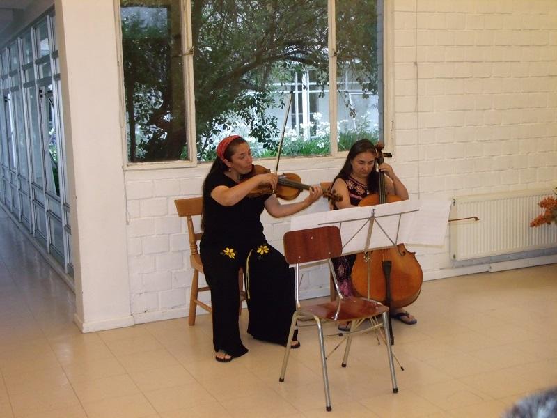 Homenaje de Tai Chi Musical a Jan Silberstorff