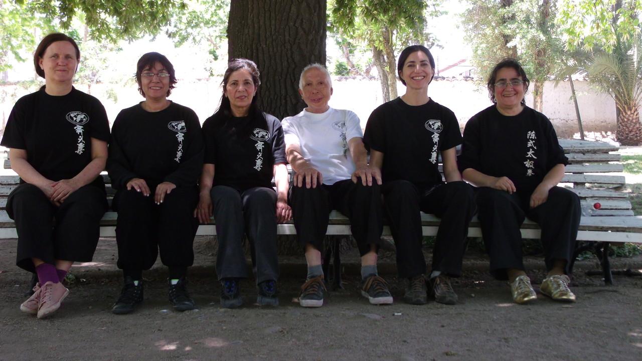 Alumnos Cxwta-Chile San Miguel, Stgo Centro