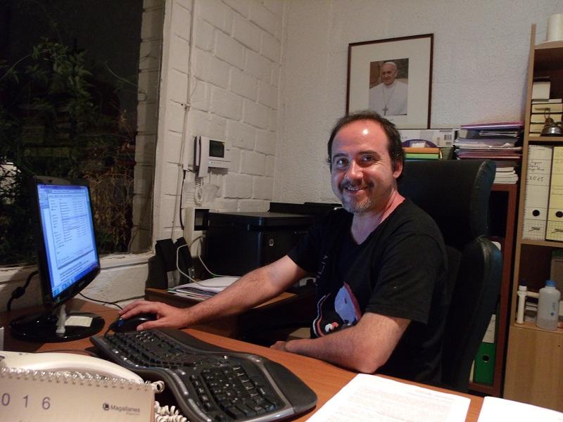 Claudio Pinto, Secretario de Cxwta-Chile
