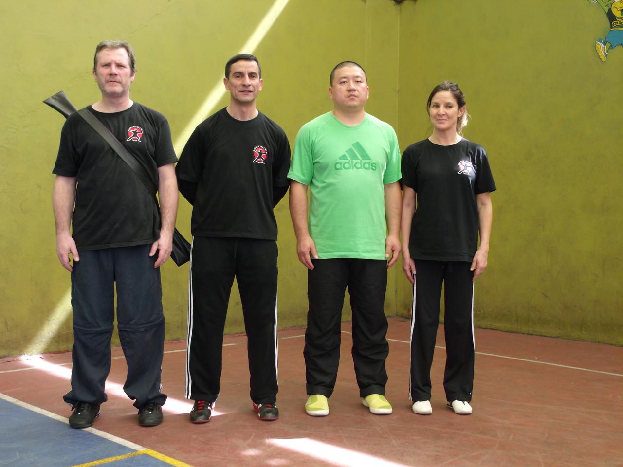 Grupo de Taijiquan Talca
