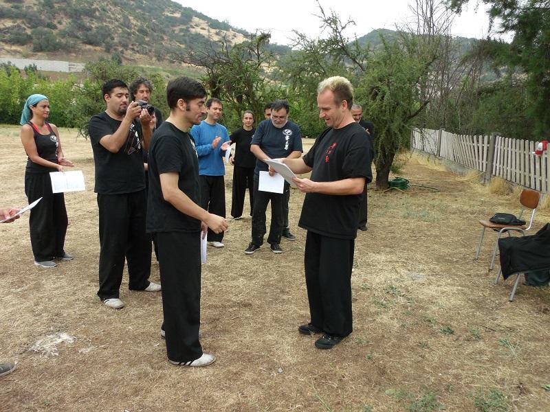 Daniel Flores, Instructor Asistente Cxwta-Chile 2016