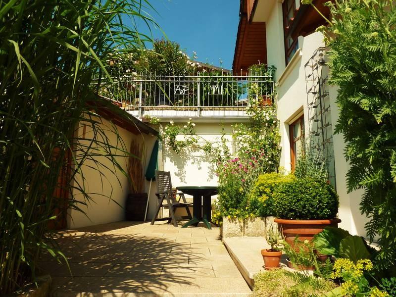 Ferienwohnung1 - separater Eingang