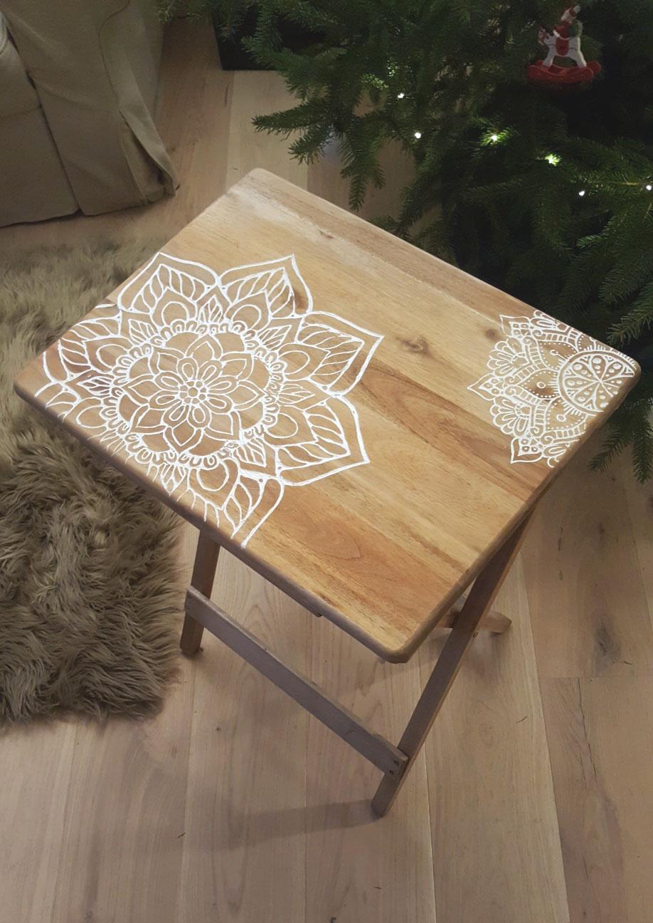 Orientalisches Tischchen