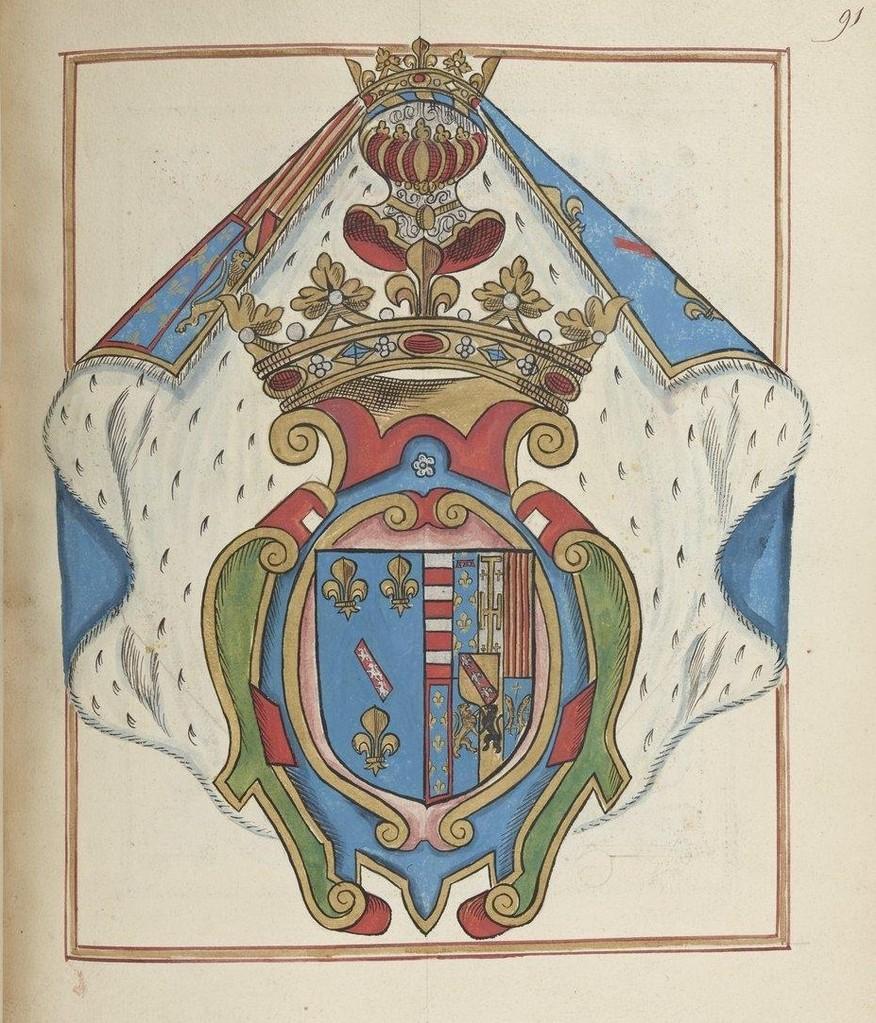 BnF, Ms Fr 2768, fol. 91
