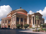 Teatro Massimo, Piazza Giuseppe Verdi, Palermo