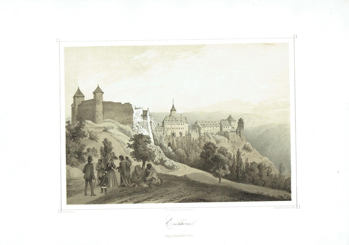 Eichhorn, Böhmen