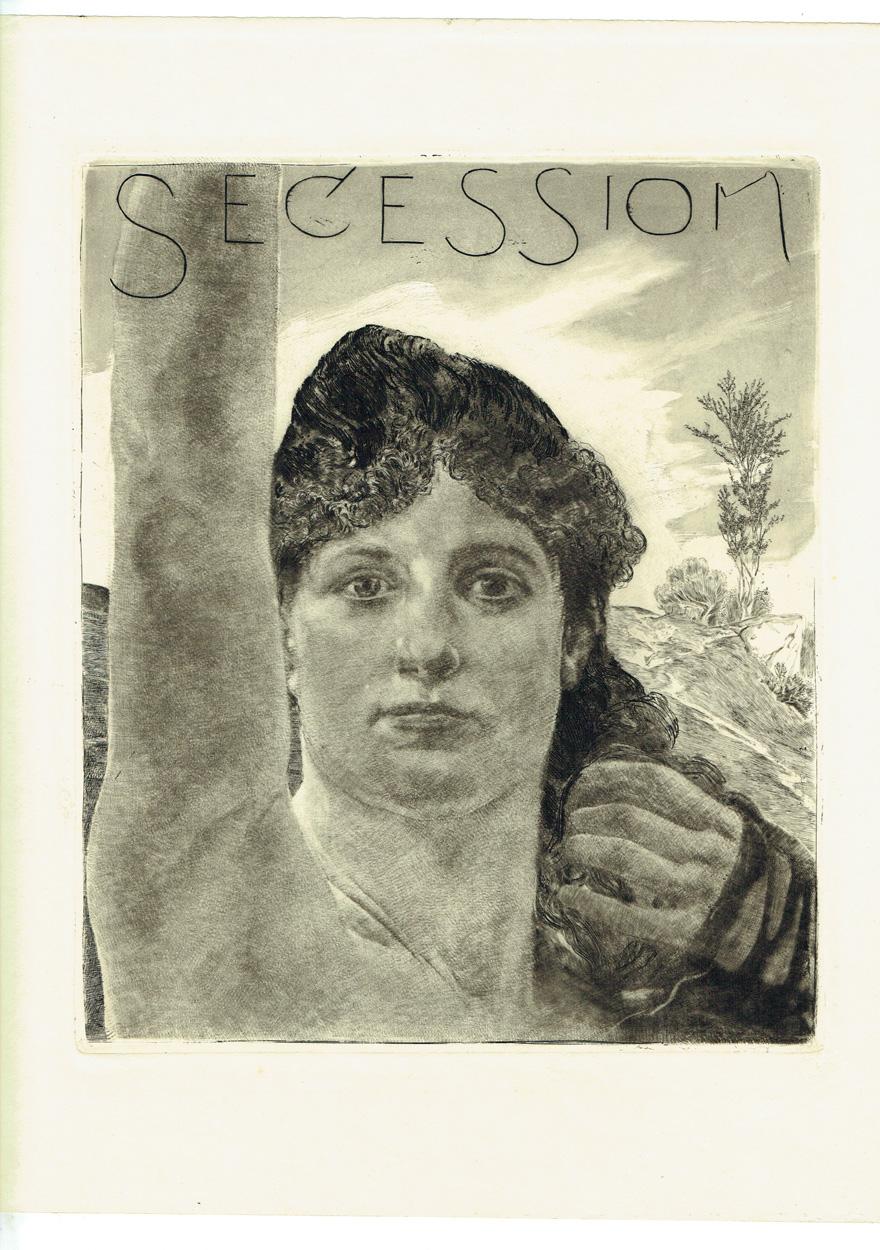 Max Klinger, Secession