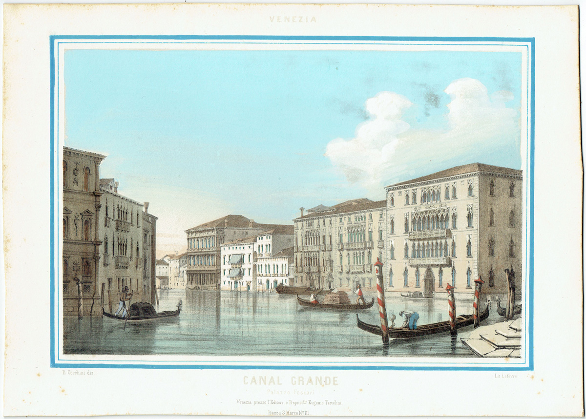 Venezia, Venedig, Il Molo