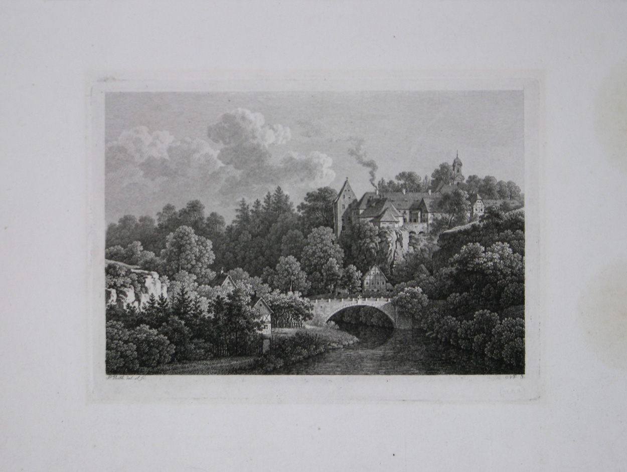 No. 3 - Schloss Lohmen.