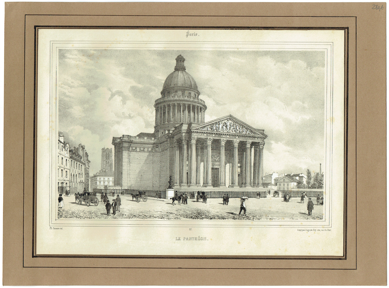 Paris, Panthéon