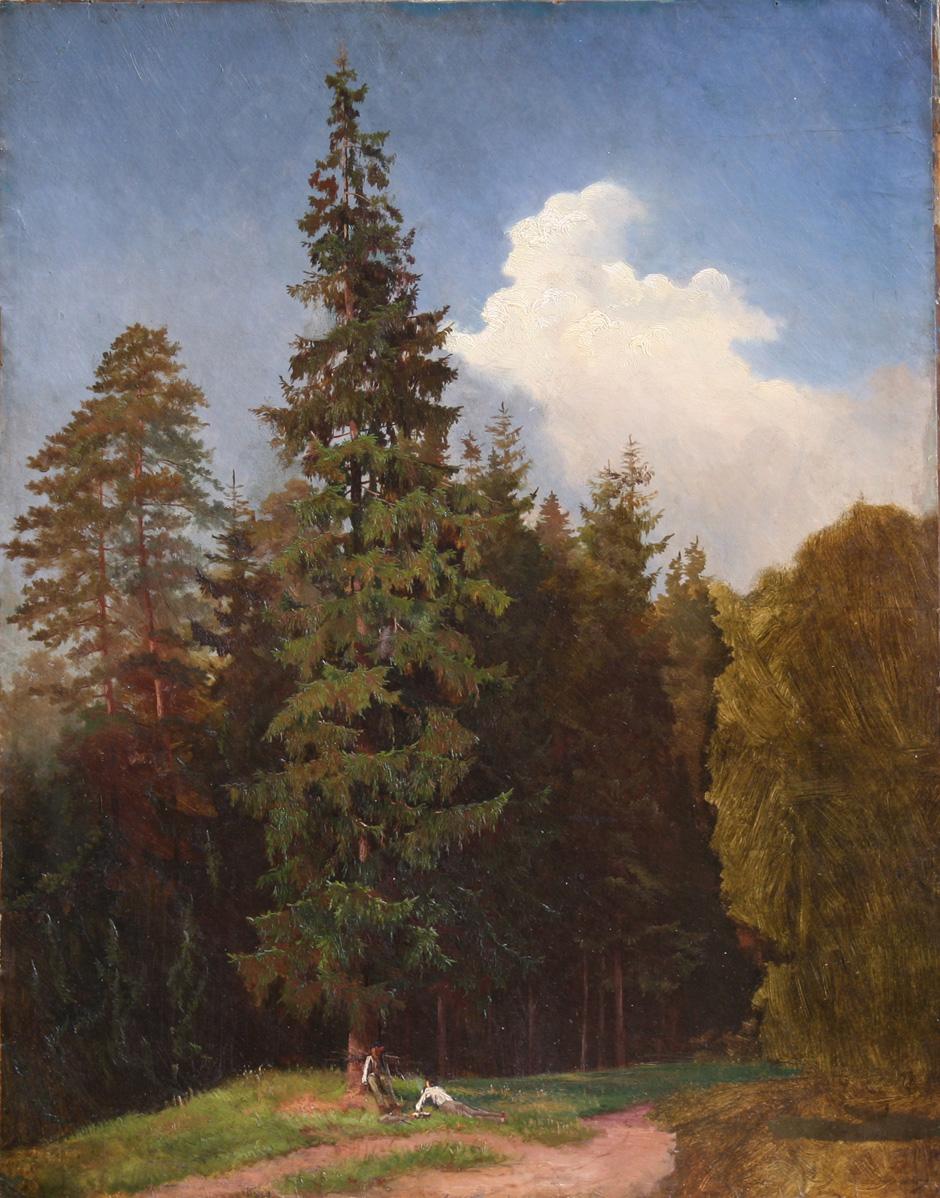 Hugo Knorr, Aus dem Schwarzwald