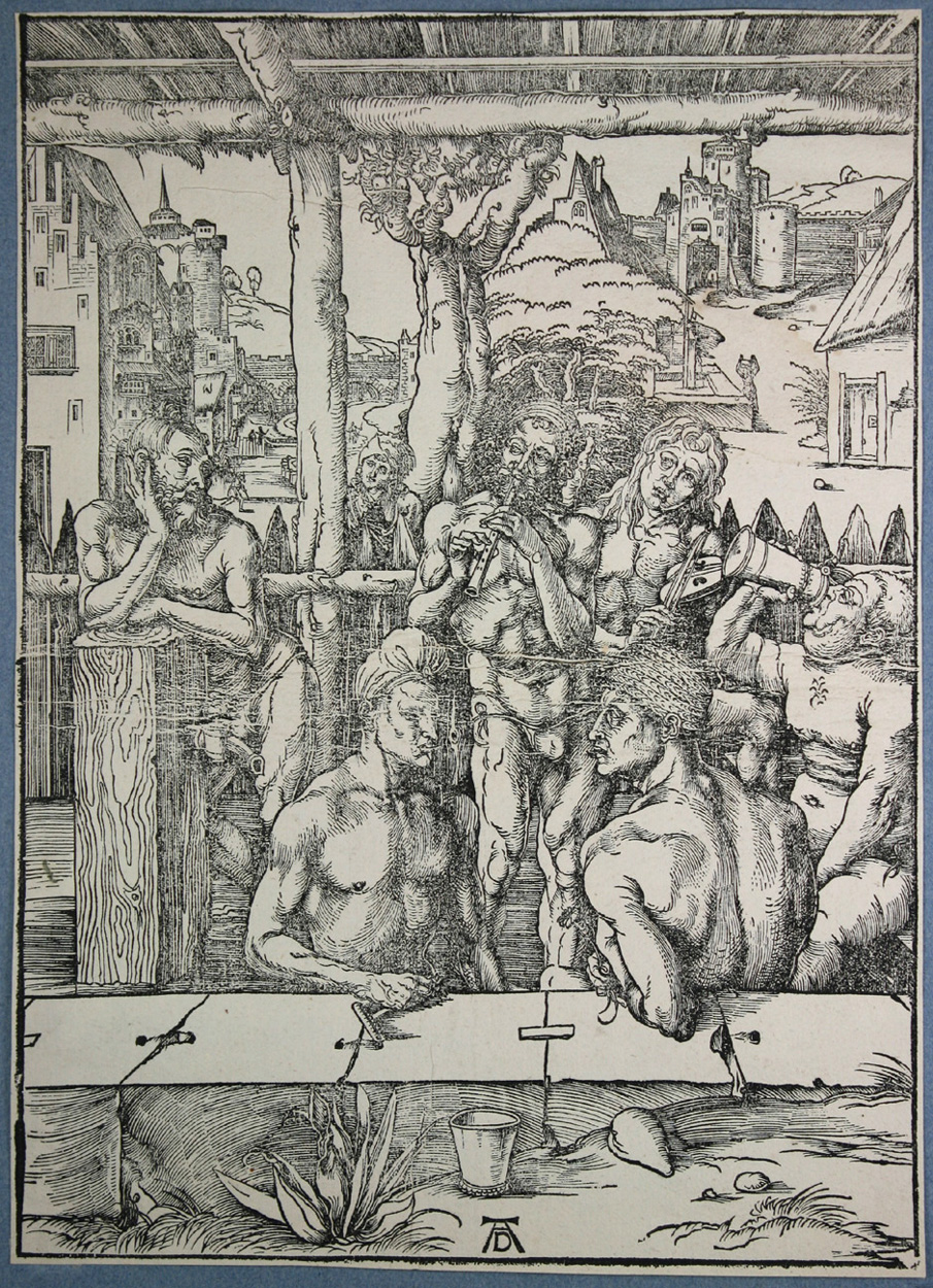 Albrecht Dürer, Das Männerbad