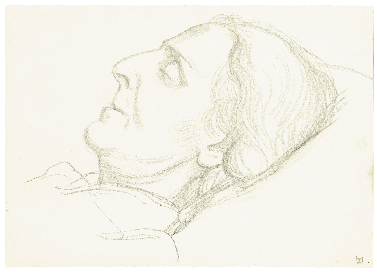 Ludwig von Hofmann, Berta Semmig