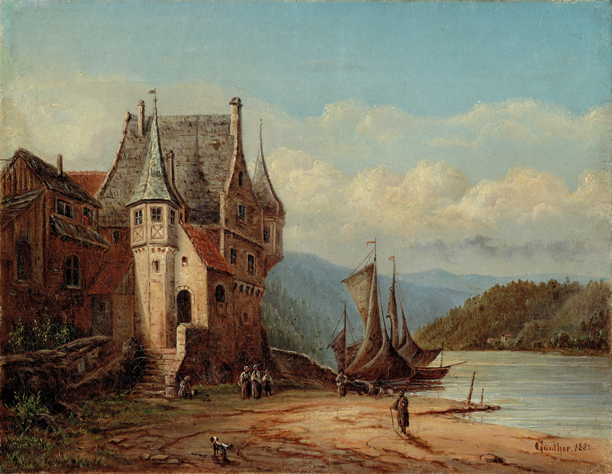 Joseph Günther, Kochem an der Mosel