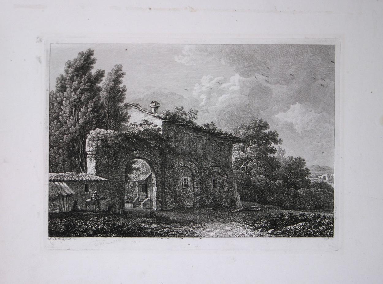 No. 6 - Italienisches Winzerhaus.