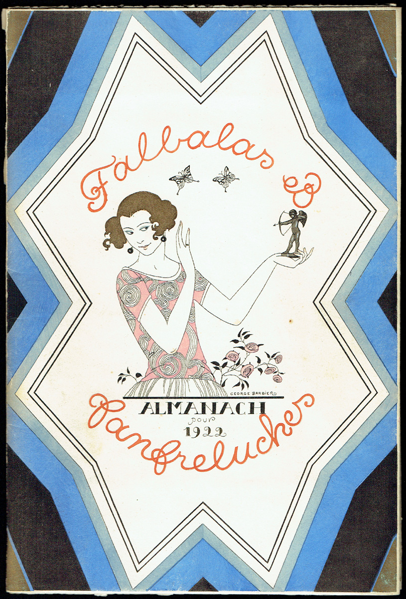 Georges Barbier, Falbalas & Fanfreluches, Paris 1922