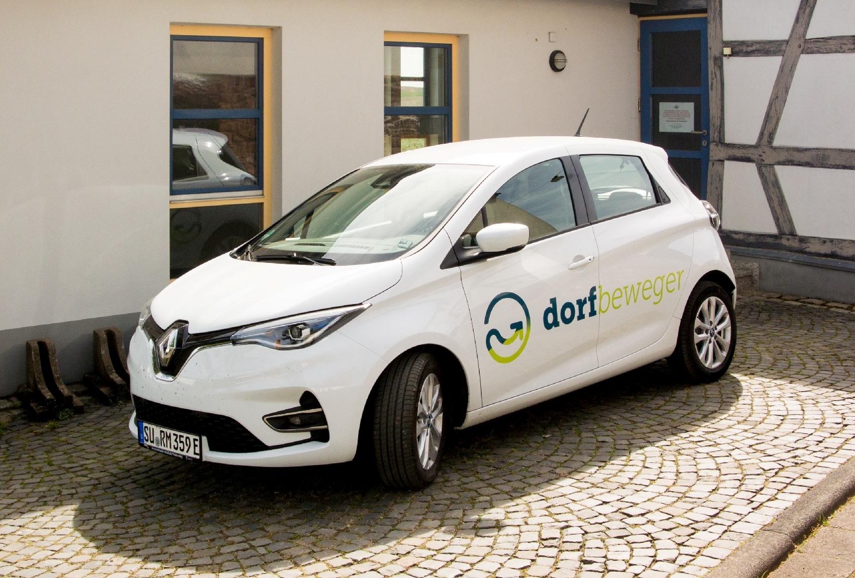 Carsharing Renault ZOE