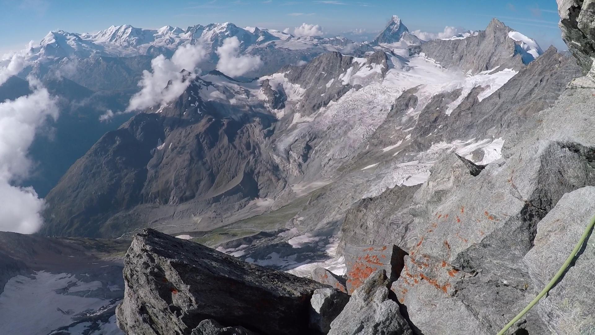 Monte Rosa – Matterhorn - Zinalrothorn