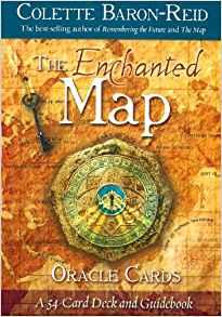 The Mapオラクルカード