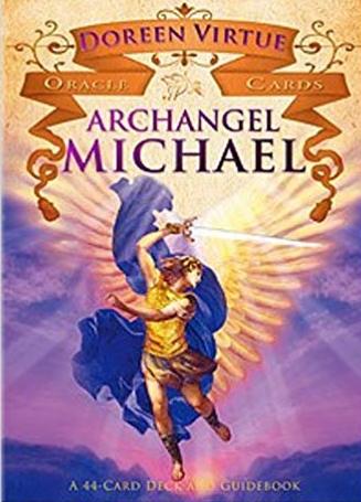 大天使ミカエルオラクルカード