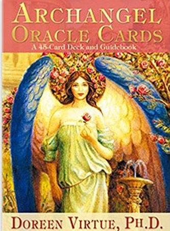 大天使オラクルカード