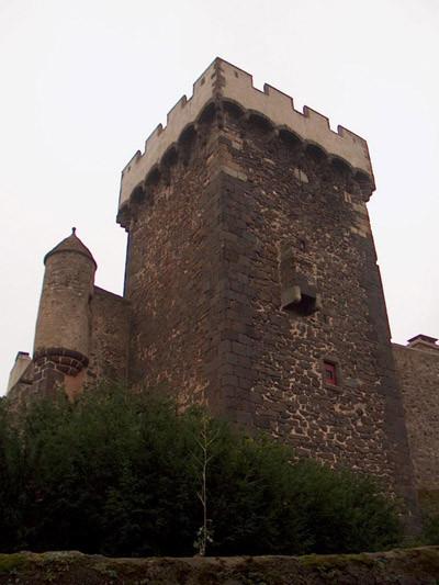 Chateau d'Opme Tour
