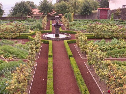 Chateau d'Opme Jardins