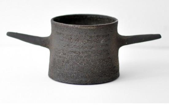 Charcoal Devil Cup, design Karin Eriksson