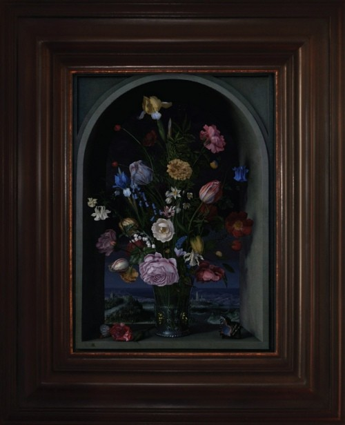 Rob & Nick Carter, extrait de Transforming still life painting, 2009-2012