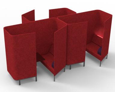 BuzziSpace, design Alain Gilles