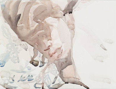 Elizabeth Peyton - Klara, 2010. Gagosian Gallery
