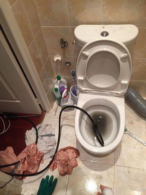 Débouchage de canalisation WC Saint-Quentin