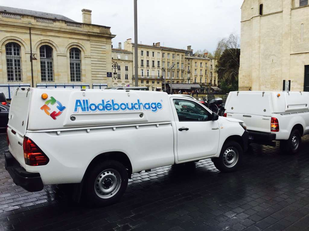 Entreprise de débouchage Bordeaux 33