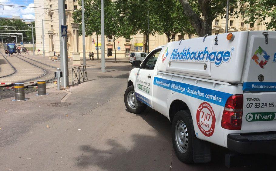 Camion Allo Débouchage