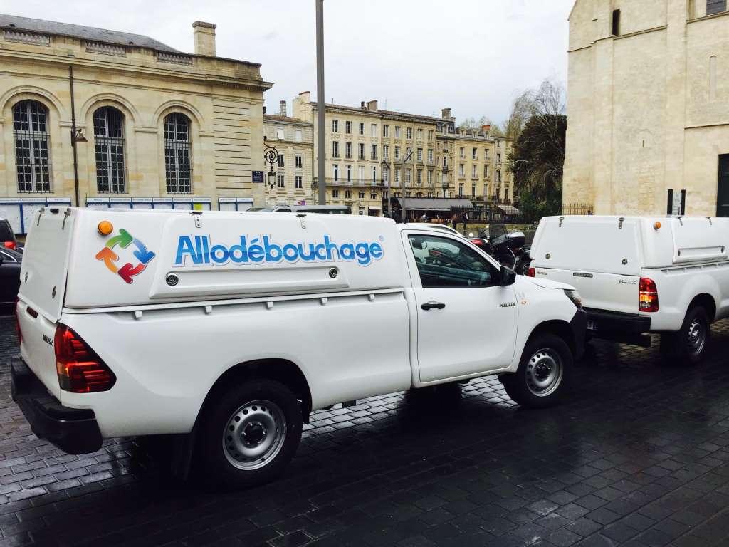 Urgence débouchage Bordeaux