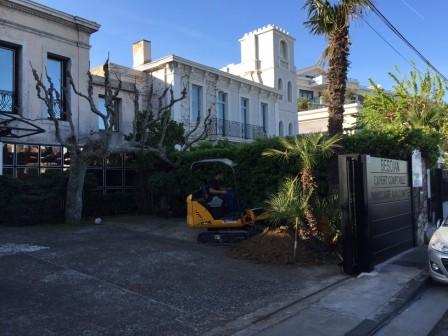 Assainissement travaux Prado Marseille